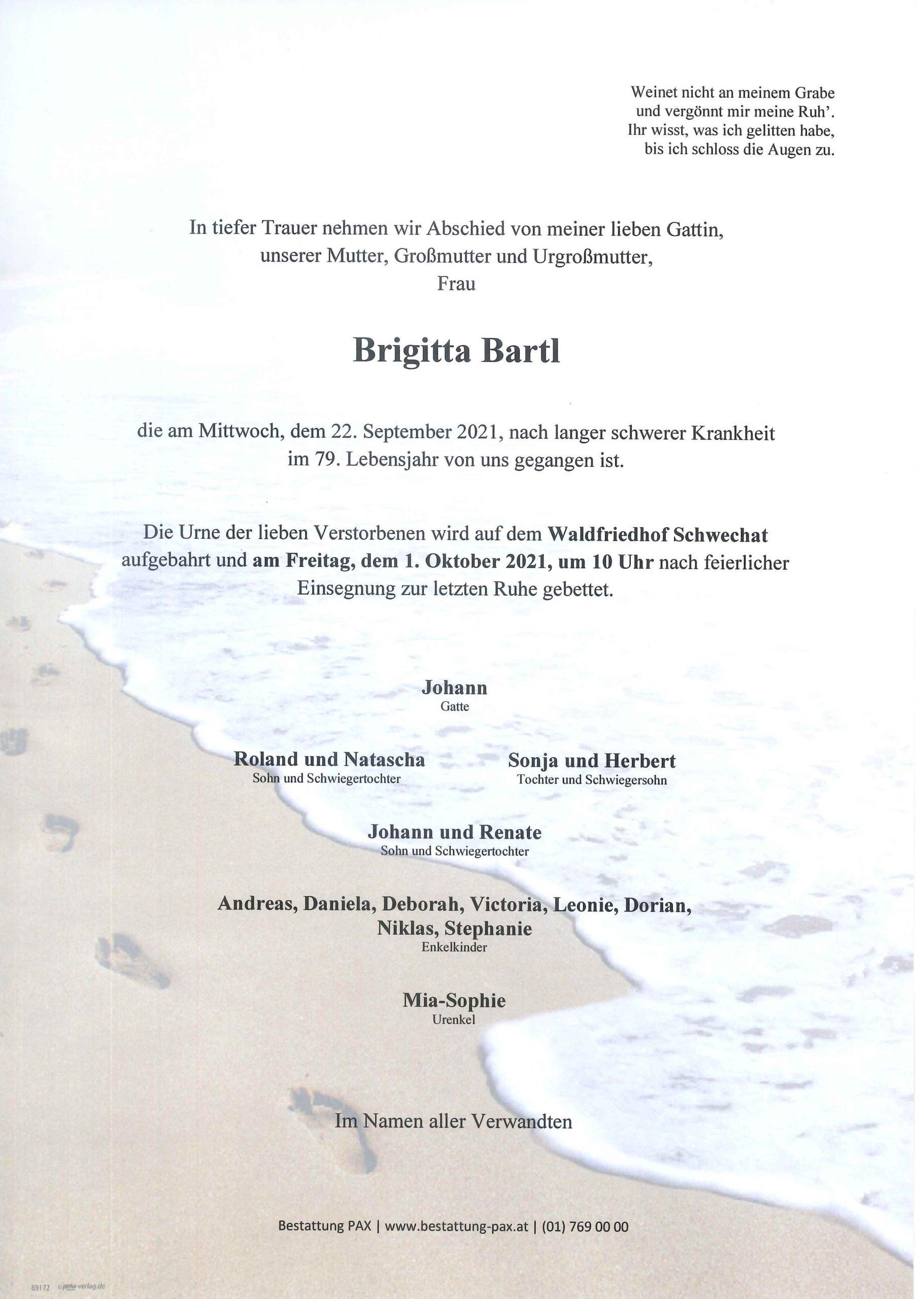 Brigitta Bartl