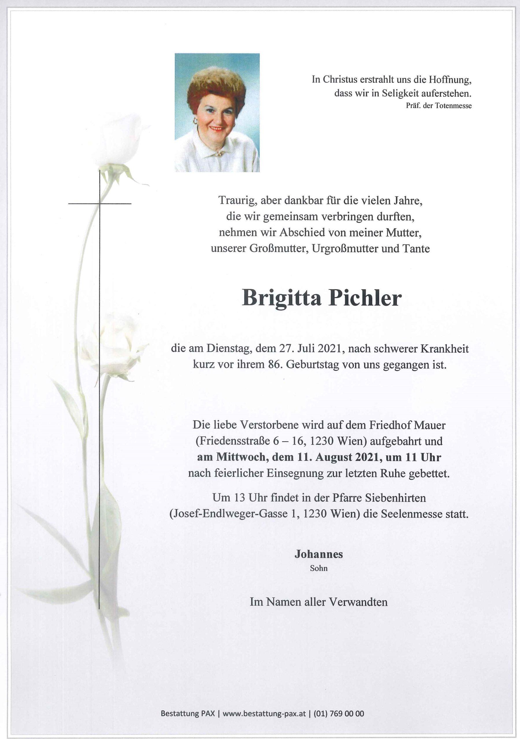 Brigitta Pichler